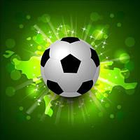 Футбол 18 вафельна картинка