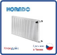 Стальной радиатор Korado тип 11 500*900 боковое подключение