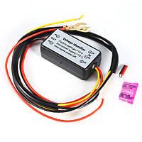 Блок управления контроллер дневными ходовыми огнями ДХО, реле LED DRL