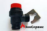 Предохранительный клапан на газовый котел Ferroli Domicompact, DomIproject39818270 36902760, фото 5