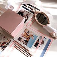 Розовый фотобокс | Pink photobox