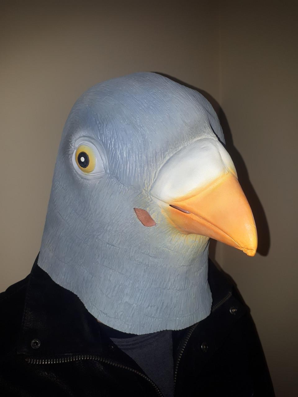Маска Голуб, фото 1