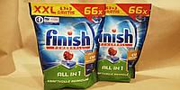 Таблеткидляпосудомойки Finish Calgonit 63 + 3 szt