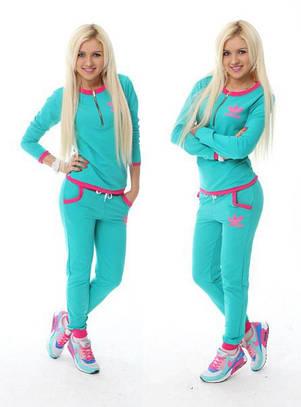 Женский спортивный костюм №29-456