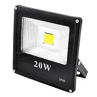 Прожектор SLIM YT-20W COB, 1800Lm, IP66 (вологозахист) - 29