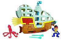 Подводная лодка Fisher Price Джейк и пираты Нетландии