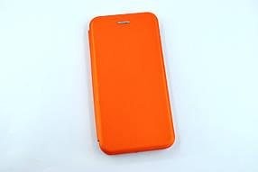 Чохол-книжка для телефону Xiaomi Redmi Note 8 Original Orange