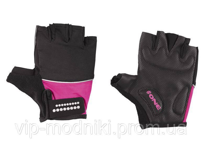 Перчатки crivit женские для спорта,вело-мото спорта.