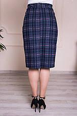 Юбка женская теплая трикотажная ( 48,50,52,54,56,58 р-р ), фото 3