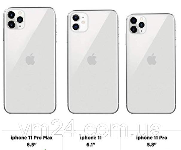 Гидрогелевая задняя пленка для iPhone 11 Pro Max \11 Pro\11 гидрогель