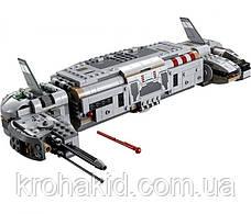 """Конструктор Bela 10577 Star Wars """"Военный транспорт Сопротивления"""" 670 деталей., фото 3"""