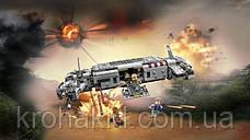 """Конструктор Bela 10577 Star Wars """"Военный транспорт Сопротивления"""" 670 деталей., фото 2"""