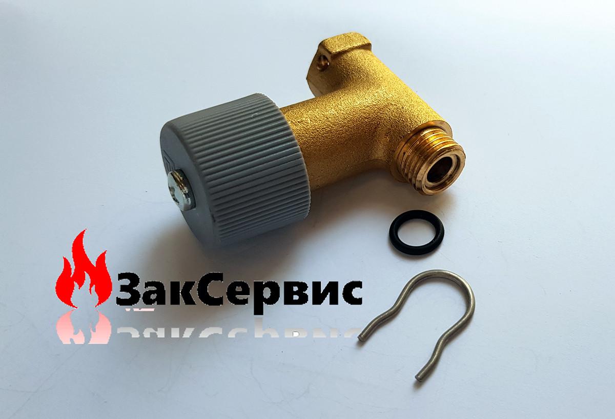 Кран подпитки на газовый котел Ferolli Domitop C/F 24-30 Е new39811540 39404110