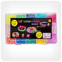 Набор резинок для плетения «Diy Loom Bands» (3000 штук)