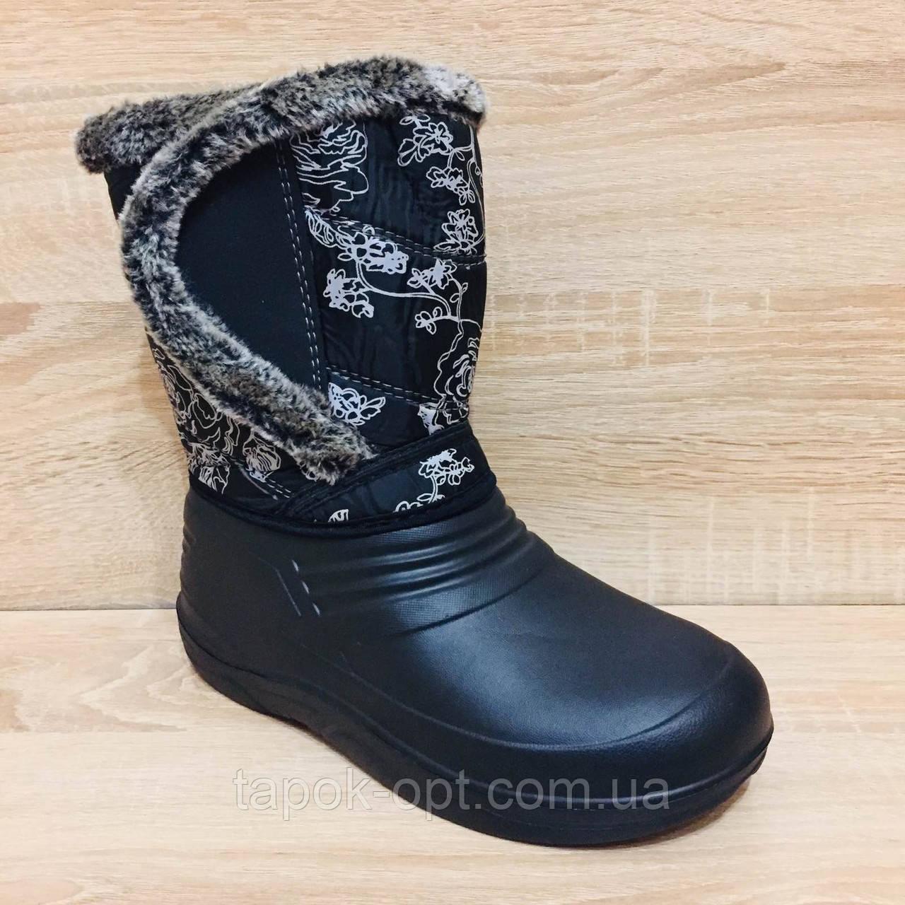 Дитячі зимові чобітки ДАГО