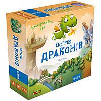 Настольная игра Granna Остров драконов (83200)