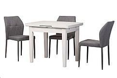 Обеденный стол TM-79 белый