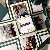 Изумрудный фотобокс | Emerald photobox