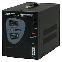 Стабилизатор напряжения FORTE TVR-3000VА (релейный)