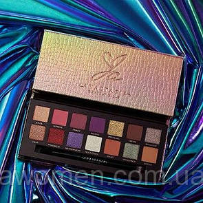 Палетка теней для век Anastasia Beverly Hills Jackie Aina Launch Edition (12 цветов)