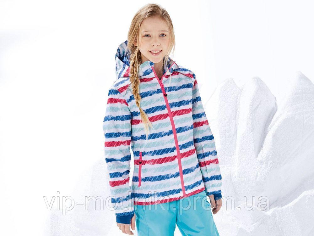 Зимняя лыжная куртка для девочки от crivit.германия.