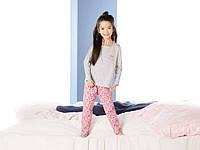 Фирменная пижама от lupilu германия на девочку размер 98/104., фото 1
