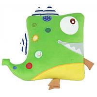Детская подушка - динозаврик Фанни Тигрес ПД-0309