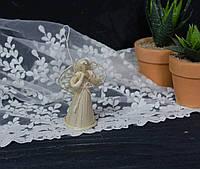 Ангел из натурального волокна средний 8 см, фото 1
