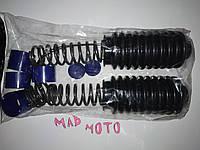 Ремкомплект вилки   Honda DIO   (+пружины, гофры, хомуты)