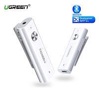 Беспроводной Bluetooth с aptX™ приемник Ugreen CM110 с AUX выходом 3.5 мм с микрофоном для наушников