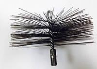 Щётка Ерш для чистки дымохода D 130 мм (Нержавейка)