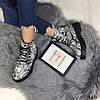 """Зимние женские ботинки """"Snake"""" питон эко кожа  //В НАЛИЧИИ ТОЛЬКО 37р, фото 8"""