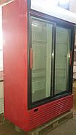 Холодильный шкаф бу двухдверный, фото 1
