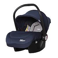 Детское автокресло для новорожденных (автолюлька) группа 0+ (0-13 кг) Tilly Sparky T-511/1 Blue