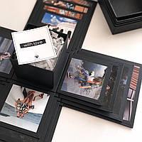 Черный фотобокс | Black photobox