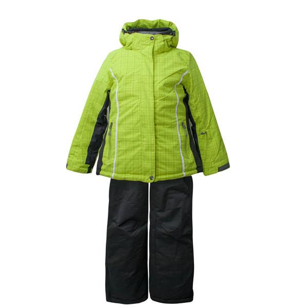 """Детский зимний термо комплект для девочки  от """"Kalborn"""" K266    134-152р."""