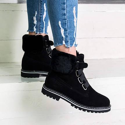 Зимние ботинки женские в стиле UGG Australia, фото 2