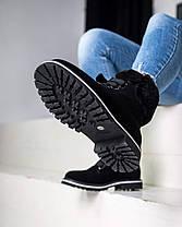 Зимние ботинки женские в стиле UGG Australia, фото 3
