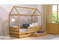 Двухъярусная кровать Амми Щит 80х190 см. Эстелла