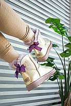 Угги женские в стиле UGG Australia Bailey Bow, фото 3