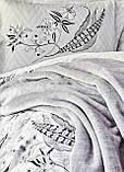 Набор Постельное белье с покрывалом Евро Arden Karaca Home, фото 3