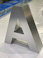 Объемные буквы с Алюминия