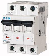 Автоматический выключатель PL6-C63/3 (286607) EATON