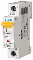 Автоматический выключатель PL7-D25/1 (262718) EATON