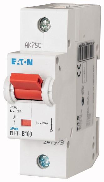 Автоматический выключатель PLHT-C100 (247988) EATON