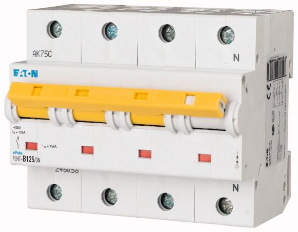 Автоматический выключатель PLHT-C125/3N (248067) EATON