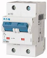 Автоматический выключатель PLHT-C20/2 (248007) EATON