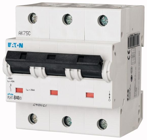 Автоматический выключатель PLHT-C40/3 (248036) EATON