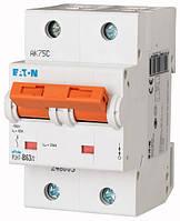 Автоматический выключатель PLHT-C63/2 (248012) EATON