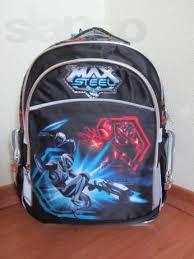 Рюкзак шкільний Max Steel Kite, фото 2